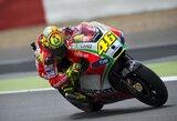 """V.Rossi: """"Didžiosios Britanijos motociklų GP lenktynių savaitgalis – tikra tragedija"""""""