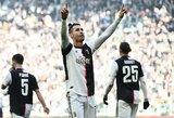 """""""Real"""" nerimsta dėl C.Ronaldo: aiškėja, už kokią kainą """"Juventus"""" galėtų parduoti"""