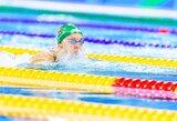 R.Meilutytė iškovojo dar du aukso medalius ir užfiksavo elitinį rezultatą