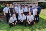 Išrinkta Lietuvos kultūrizmo federacijos valdyba