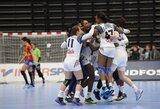 Pasaulio moterų rankinio čempionato trileryje – prancūzių pergalė prieš ispanes (+ kiti rezultatai)