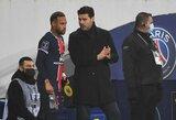 """M.Pochettino: """"Neymaras yra tame pačiame lygyje su C.Ronaldo ir L.Messi"""""""