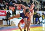 Pasaulio jaunių imtynių čempionatas: M.Nemsevičius pirmoje kovoje grumsis su Vengrijos atletu