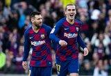 """A.Griezmannas atskleidė priežastį, kodėl persikėlė į """"Barceloną"""""""