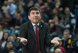 """""""Fenerbahče"""" dominęs treneris lieka savo komandoje"""