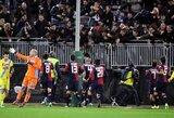 """Napoli"" nesugebėjo įveikti ""Cagliari"" klubo"