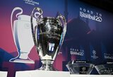 UEFA neribotam laikui sustabdė Čempionų lygos ir Europos lygos kovas