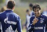 """Raulis nori, kad J.Draxleris žaistų """"Real"""" klube"""