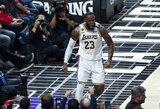 """Ar """"Lakers"""" komanda šiame sezone praras paskutinį LeBrono šansą?"""