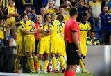 """Kova dėl """"Auksinio batelio"""": lyderį vejasi vis daugiau futbolininkų"""