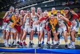 J.Jocytės surengtas benefisas neišgelbėjo: prieš ruses neatsilaikiusi Lietuvos U16 merginų rinktinė iš Europos čempionato grįš su sidabru