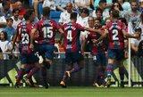 """Ispanijoje – trys """"Levante"""" įvarčiai antrajame kėlinyje ir tvirta pergalė prieš """"Leganes"""""""