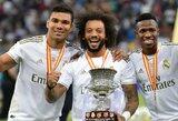 """Su """"Juventus"""" siejamas Marcelo: """"Nenoriu palikti Madrido"""""""