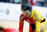 Lenkijos dviračių treko taurės varžybose – S.Krupeckaitės ir M.Marozaitės dominavimas