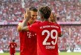 """Šešis įvarčius atseikėję """"Bayern"""" sutriuškino """"Mainz"""""""