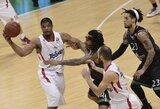"""""""Olympiacos"""" trečią kartą skundžia pralaimėjimą Italijos čempionams"""