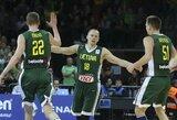 """Paaiškėjo, kur lietuviai žais antrojo rinktinių """"lango"""" metu"""