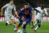 """Ispanijos žurnalistas: dėl L.Messi parašo gali kovoti ir """"Chelsea"""""""