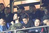 """Neymaras pratrūko po nepalankaus VAR sprendimo: """"Užsikruškite"""""""