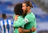 """S.Ramosas įsirašė savo vardą į """"La Liga"""" istoriją – aplenkė """"Barcelona"""" legendą"""