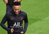 """Ispanijos spauda: """"Real"""" pradėjo derybas dėl Neymaro nuomos"""