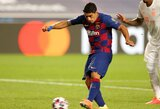 """ESPN: individualiai besitreniruojantys L.Suarezas ir A.Vidalis artimiausiu metu paliks """"Barceloną"""""""