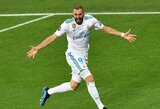 """K.Benzema: """"Labai geras puolėjas turi ne tik pelnyti įvarčius"""""""