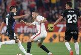 """""""Leganes"""" išvykoje sutriuškino """"Sevilla"""" futbolininkus"""