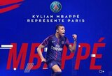 Oficialu: K.Mbappe nuomojamas į PSG