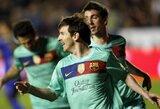"""Penki """"Barcelona"""" žaidėjai prisidėjo prie akcijos """"Keleivio portretas"""""""