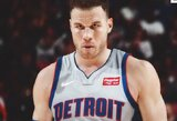 """""""Clippers"""" ir """"Pistons"""" mainai: kas juose išlošė?"""