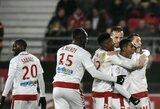 """Prancūzijos """"Ligue 1"""": """"Dijon"""" iškovojo sunkią pergalę"""