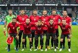 Albanijos futbolo rinktinė: buksuojanti grupės favoritė