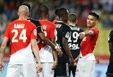 """Iš nesėkmių ruožo neišbrendantys """"Monaco"""" užleido antrąją vietą Prancūzijoje"""