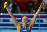 Pasaulio plaukimo čempionate pagerinti dar trys planetos rekordai (+ visi prizininkai)
