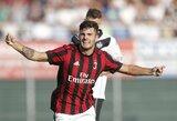 """P.Cutrone paliko """"Milan"""" stovyklą, jog užbaigtų persikėlimą į Angliją"""