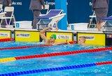 Europos žaidynių čempionas A.Šidlauskas pateko į dar vieną finalą
