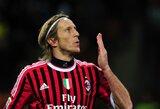"M.Ambrosini dar metams pratęsė sutartį su ""Milan"""