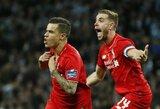 """""""Liverpool"""" kapitonas J.Hendersonas apie P.Coutinho ateitį: """"Nemanau, kad savo kalbomis kažką galėčiau pakeisti"""""""