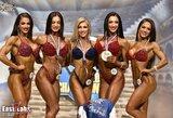 R.Žiauberytei – pasaulio čempionato bronza, L.Kudrickei – pasaulio taurės varžybų sidabras