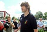 """Naudingiausias Europos taurės turo žaidėjas S.Jasaitis: """"Nesivaikau individualių apdovanojimų"""""""
