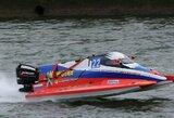 Kaunietis nustebino: prestižinėse vandens formulių lenktynėse finišavo antras