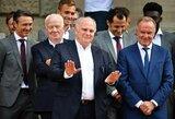 """""""Bayern"""" turės naują prezidentą: trauksis U.Hoenessas"""