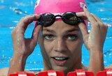 J.Jefimova balandžio viduryje grįš į Rusiją laukti galutinio WADA sprendimo