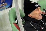 """Udinese"" ilgam pratęsė sutartį su treneriu"
