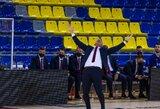 Š.Jasikevičius nebaigė Ispanijos lygos rungtynių