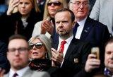 """E.Woodwardas užtikrino – """"Manchester United"""" klubas nėra parduodamas"""