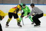 """""""Kaunas Hockey"""" kalendorinius metus užbaigė pergale prieš """"Geležinį Vilką"""""""
