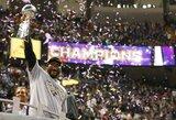 """Intriguojančiame NFL finale – dingusi elektra ir Baltimorės """"Ravens"""" triumfas"""