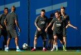 """A.Griezmannas atsivėrė apie savo santykius su L.Messi: """"Mes daug nesikalbame"""""""